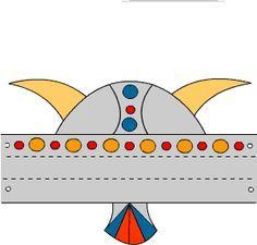 Wikinger-Stirnband