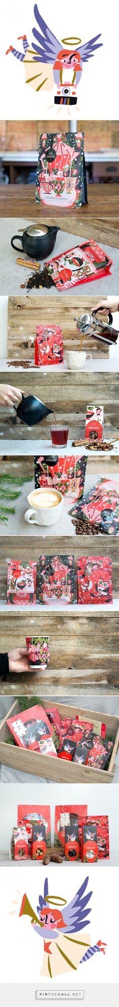 Christmas Campaign / Solberg & Hansen by Marijke Buurlage