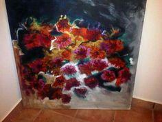 Renacer, óleo by Teresa
