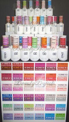 Gel Nails: Dnd Daisy Set Of 36 Bottles Mood Change Collection Soak Off Gel Fall Nail Art Designs, Colorful Nail Designs, Toe Nail Designs, Nails Design, Mood Colors, Nail Colors, Dnd Gel Polish, Soak Off Gel, Uv Gel