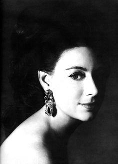 British royal Princess Margaret, Countess of Snowdon 1967:: Photograph by Lord Snowdon.