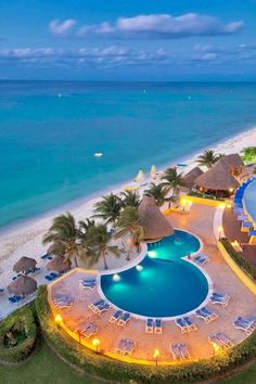 Melia Cozumel All-In nature love
