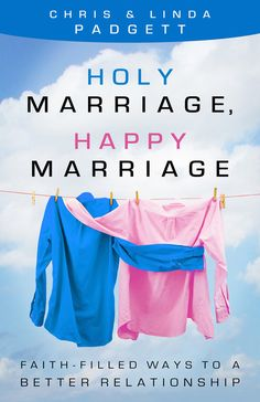 What makes for a long-lasting, thriving marriage, one that's not only holy but also happy? Chris and Linda Padgett provide answers and countless bits of wisdom!