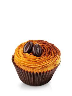 Cupcake cioccolato e arancia al Baileys