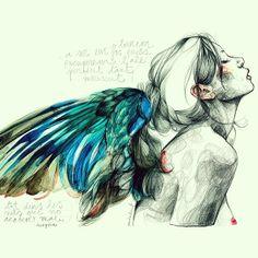 Paula Bonnet , Oiseau