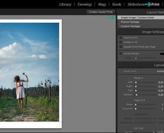 If you are like me and enjoy printing your images, you are going to love the Print module in Lightroom! The Print module gives you the option to select from a l