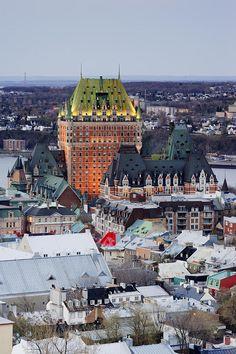 ✮ Old City Skyline - Canada