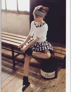 beautiful little ballerina #kids #fashion #style #clothes