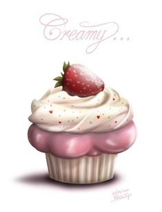 Creamy Cupcake by stitchdollz on DeviantArt