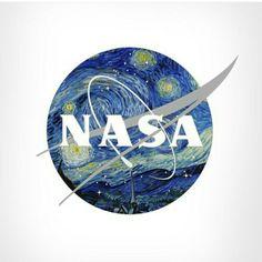 NASA meets VanGogh