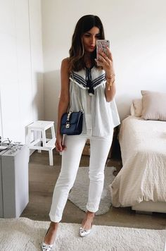 Today (tap for credits) Cool Outfits, Summer Outfits, Fashion Outfits, Womens Fashion, Fashion Trends, Alexandra Pereira, Office Fashion, Office Outfits, Fashion Lookbook