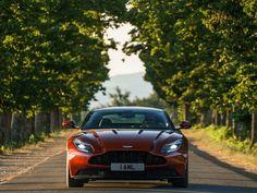 The Aston Martin packs a petrol twin-turbo that sends it rocketing to 0 to in seconds My Dream Car, Dream Cars, Rent A Villa, Aston Martin Db11, Bond Cars, City Folk, Italian Beauty, Night City, Twin Turbo