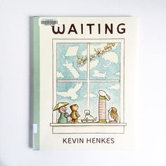 """Being in a prolonged season of waiting Kevin Henkes' Waiting struck a chord and prompted teary eyes. Ai-chan loves it too. Each toy is waiting for something different and becomes happy when their hope transpires other than the rabbit whom I have much to learn from... Events of life happen from comings and goings and even loss shown with the toy who falls and breaks""""then he left and never returned."""" Seasons pass in all their waiting with new things to behold and future hopes. Delightfully…"""