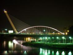 Puente de Calatrava/Calatrava Bridge