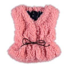 Noppies Bodywarmer   Wintercollectie 2015   www.kleertjes.com #kinderkleding #babykleding #kids #fashion #fake #fur #trends #nepbont #imitatiebont