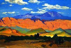Utah Plage - (Franz Bischoff)