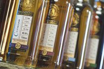 John Worthington : The Rarest Collection whisky branding and pack design