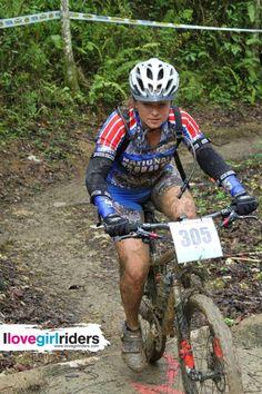 Florida Race, Puerto Rico » Rider: Jazmin Crespo - #ilovegirlriders #iamagirlrider #ilgr #girlriders #mtb #downhill #cycling #cyclingwomen #womenscycling