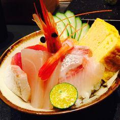 20140601 Hana 海鮮丼