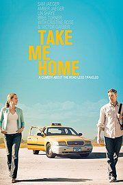 Take Me Home  A nice small budget film, that I had a small part in, I shot some of the photographs used in the book the aspiring wants to make.