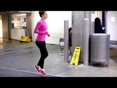 Figure Skater Bootcamp- Off Ice Training - Work Out Demos - YouTube