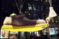 LUNARGRAND WINGTIP by Cole Haan via http://www.sneakerfreaker.de