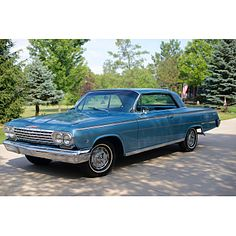 1962 Chevrolet Impala for sale near Hobart, Indiana 46342 - Classics on Autotrader Hobart Indiana, Impala For Sale, Buy Classic Cars, Car Buyer, Car Finance, Car Prices, Red Interiors, Chevrolet Impala, Collector Cars