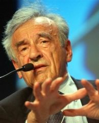 Explore the best Elie Wiesel quotes here at OpenQuotes. Quotations, aphorisms and citations by Elie Wiesel Holocaust Books, Holocaust Survivors, S Quote, Quote Of The Day, Elie Wiesel Quotes, Nobel Peace Prize, Jewish History, Believe In God, History Facts