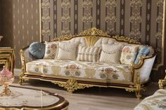 Luxury Home Furniture, Luxury Sofa, Victorian Fashion, Luxury Homes, Lounge, Couch, Home Decor, Style, Chair