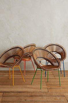 Looping Apasra Chair - anthropologie.com ähnliche tolle Projekte und Ideen wie im Bild vorgestellt findest du auch in unserem Magazin
