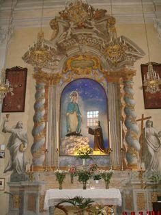 Montepulciano, Italy Church