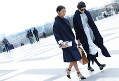 Street Style at the Spring 2014 Couture Shows