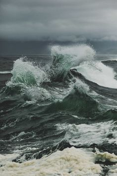 stormy sea | nature photography #seascapes