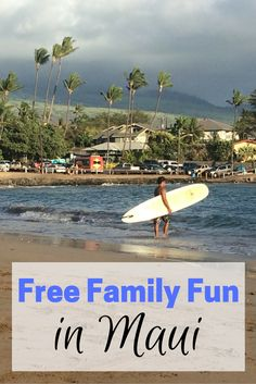 Visiting Hawaii on a budget? Save money and have fun on your family vacation with these 13 kid-friendly free things to do in Maui.