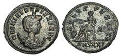 Ancient Coins - Magnia Urbica, Wife of Carinus, Antoninianus. EF, Rare