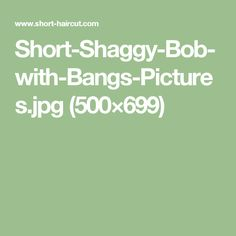 Short-Shaggy-Bob-with-Bangs-Pictures.jpg (500×699)