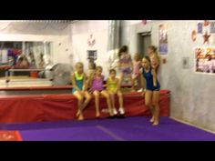 Courage Cheer and Dance United - Abbie Front to Full - YouTube