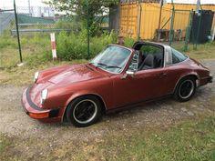 Porsche 911 911s Targa - 2