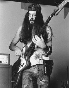 Glenn Cornick - Jethro Tull Gibson Thunderbird
