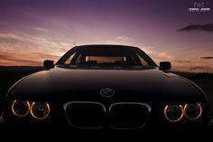 BMW E39 Sundown