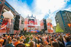 Electric Orange 2015 - Decoration