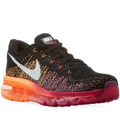 Flyknit Air Max Trainers - NIKE