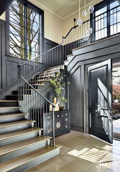 25 Spaces with Industrial Influences and Décor | LuxeDaily - Design Insight from the Editors of Luxe Interiors + Design