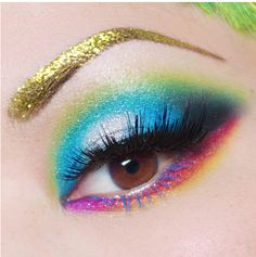 Bright and sparkly dolly eyes! (✿◠‿◠)❣