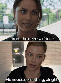 Dawson and Shay (2x01)