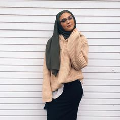 Slouchy oatmeal sweater
