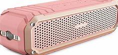 COMISO Bluetooth Speaker, COMISO [Max Audio][Rose Gold] - [Ultra Portable] Bluetooth Outdoor Speaker Built  No description (Barcode EAN = 0742920065355). http://www.comparestoreprices.co.uk/december-2016-week-1-b/comiso-bluetooth-speaker-comiso-[max-audio][rose-gold]--[ultra-portable]-bluetooth-outdoor-speaker-built-.asp