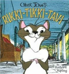 Chuck Jones' Rikki-Tikki-Tavi: Rudyard Kipling, Chuck Jones: 9780824965976: Amazon.com: Books