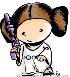 Leia...my favorite princess