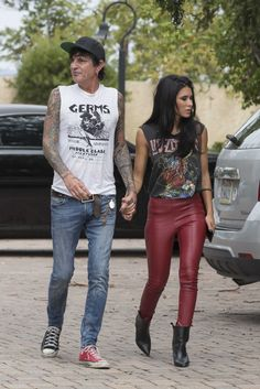 863ba54e85 Did Tommy Lee Tie the Knot  Rocker and Fiancé Brittany Furlan Say  I ...